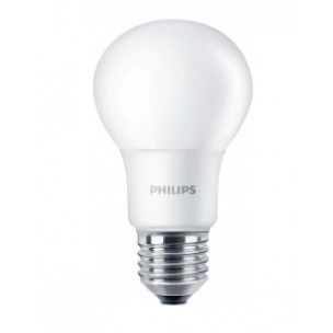 8718696577578 Philips LED lamp E27 5.5W 2700K Mat