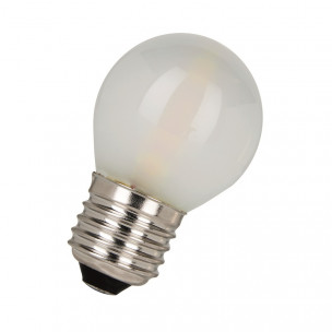 8714681383537 Bailey LED kogellamp E27 2W 2700K Mat Niet dimbaar
