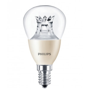 8718696453780 Philips LED Kogellamp E14 4W Helder Dimtone