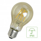 Bailey LED lamp E27 4W 2200K Goud IP65